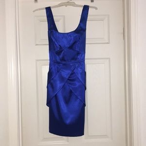 Blue Mystic Dress